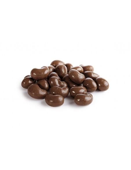 nerkowce w mlecznej czekoladzie z chili