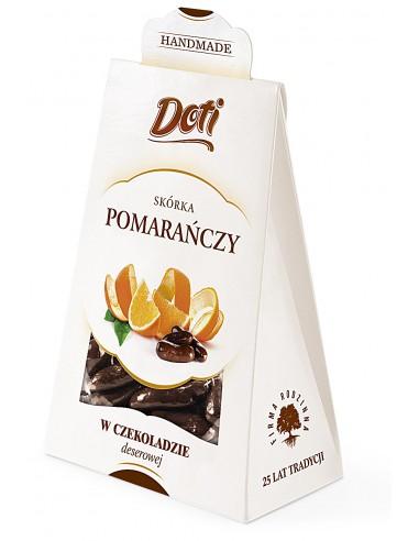 Skórka pomarańczowa w czekoladzie -...