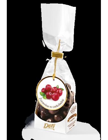 Żurawina w czekoladzie - torebka...
