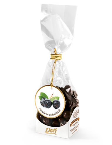 Aronia w czekoladzie - torebka...