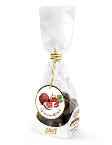 Figi w czekoladzie - torebka...