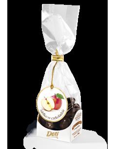 Jabłka w czekoladzie -...