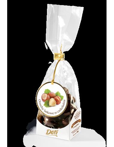 Orzechy laskowe czekoladzie - torebka...