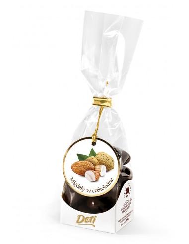 Migdały w czekoladzie - torebka...