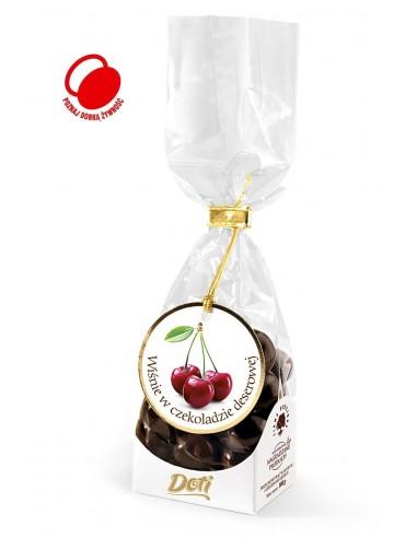 Wiśnie w czekoladzie - torebka...